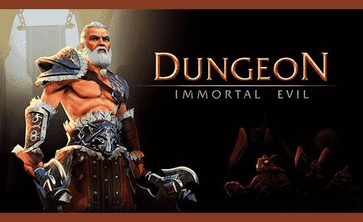 Dungeon Immortal Evil เกมสล็อต evoplay